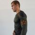 рашгард hyperfly ProComp Combat Rash Guard Olive drap