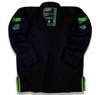 кимоно hyperfly HyperLyte 2.0 Black with MATRIX  Green