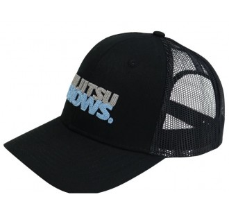 кепка HYPERFLY JIU JITSU KNOWS CAP - BLACK