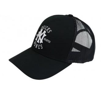 кепка Hyperfly NYC Bricks and Bones Trucker Cap
