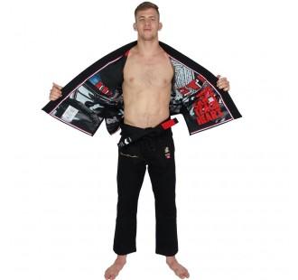 кимоно для джиу джитсу гиперфлай  Captain Americana Premium Gi