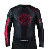 do or die Fabio Santos Signature Rash Guard Long Sleeve