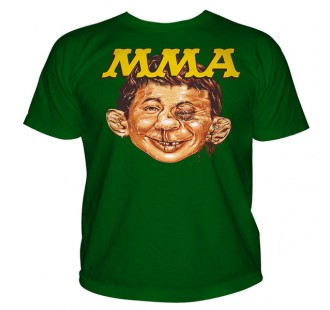 футболка для тих кто любить ММА Do or Die MAD Tee olive